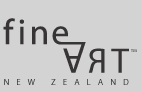 Fine Art New Zealand Logo