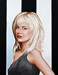 blondie portrait