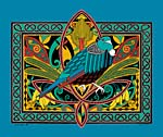 celtic tui art print