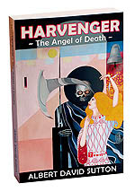 Cover for Harvenger 1: Angel of Death