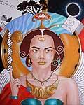 icon portrait painting