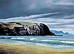 Modern Impressionist landscpe painting