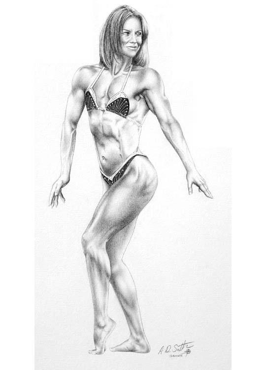 Janine Haywood artwork