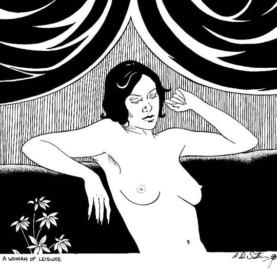 female nude art